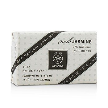 Natural Soap With Jasmine (125g/4.41oz)