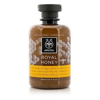 Apivita Royal Honey Крем для Душа с Эфирными Маслами 300ml/10.14oz