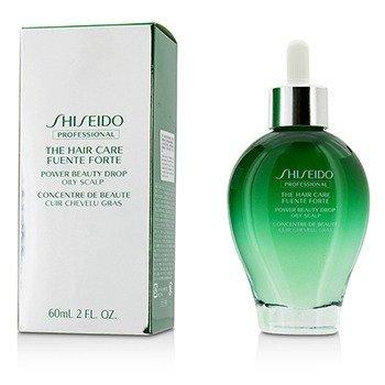 Shiseido The Hair Care Fuente Forte Power Beauty Drop Сыворотка (для Жирной Кожи Головы) 60ml/2oz