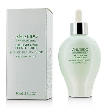 Shiseido The Hair Care Fuente Forte Power Beauty Drop Сыворотка (для Нежной Кожи Головы) 60ml/2oz