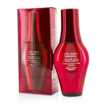 Shiseido The Hair Care Future Sublime Сыворотка для Кожи Головы (для Густоты Волос) 125ml/4.2oz