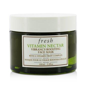 Vitamin Nectar Vibrancy-Boosting Face Mask (100ml/3.3oz)