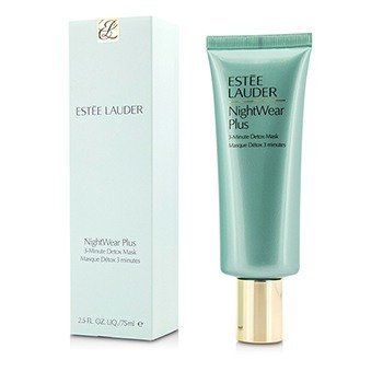 NightWear Plus 3-Minute Detox Mask (75ml/2.5oz)