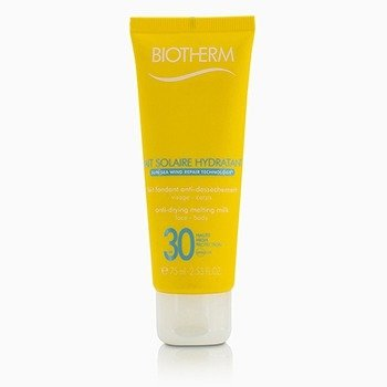 Lait Solaire Hydratant Anti-Drying Melting Milk SPF 30 - For Face & Body (75ml/2.53oz)