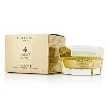 Abeille Royale Night Cream - Firming, Wrinkle Minimizing, Replenishing (50ml/1.6oz)