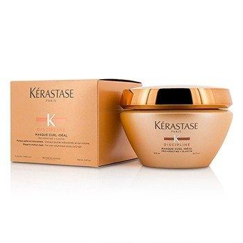 Kerastase Discipline Masque Curl Ideal Shape-in-Motion Маска (для Слишком Объемных Кудрявых Волос) 200ml/6.8oz