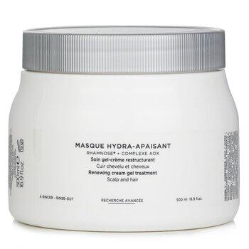 Specifique Masque Hydra-Apaisant Renewing Cream Gel Treatment (Scalp and Hair) (500ml/16.9oz)