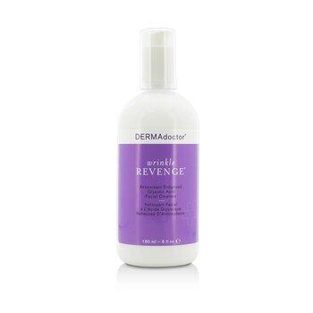 Wrinkle Revenge Antioxidant Enhanced Glycolic Acid Facial Cleanser (180ml/6oz)