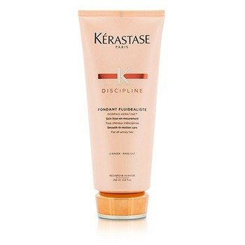 Strawberrynet coupon: Discipline Fondant Fluidealiste Smooth-in-Motion Care (For All Unruly Hair) 200ml/6.8oz