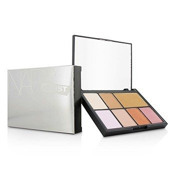 NARSissist Cheek Studio Palette (4x Blush, 1x Bronzing Powder, 2x Contour Blush) (29.5g/1.01oz)