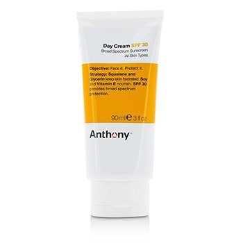 Anthony 安東尼  男士日霜SPF 30 Logistics For Men Day Cream  90ml/3oz - 保濕及護理
