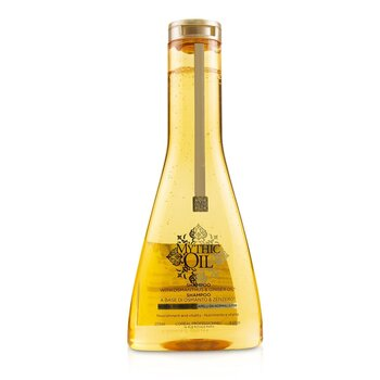 Professionnel Mythic Oil Shampoo with Osmanthus & Ginger Oil (Normal to Fine Hair) (250ml/8.5oz)