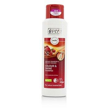 Lavera Organic Cranberry  Organic Avocado Шампунь для Защиты Цвета (для Окрашенных Волос) 250ml/8.3oz