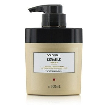 Kerasilk Control Intensive Smoothing Mask (For Unmanageable, Unruly and Frizzy Hair) (500ml/16.9oz)