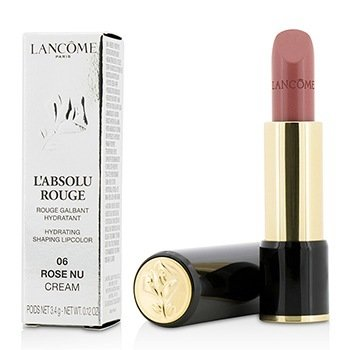 L' Absolu Rouge Hydrating Shaping Lipcolor - # 06 Rose Nu (Cream) (3.4g/0.12oz)