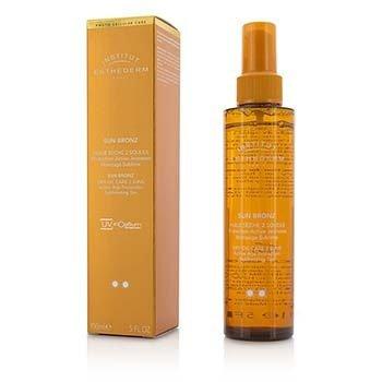 Esthederm Sun Bronz Dry Oil Care 2 Suns Активное Защитное Средство для Загара - Умеренная Защита - для Тела и Волос 150ml/5oz