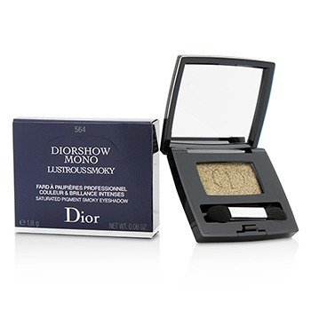 Diorshow Mono Lustrous Smoky Saturated Pigment Smoky Eyeshadow - # 564 Fire (1.8g/0.06oz)