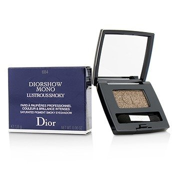 Diorshow Mono Lustrous Smoky Saturated Pigment Smoky Eyeshadow - # 684 Reflection (1.8g/0.06oz)