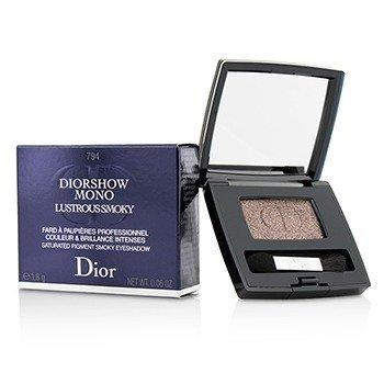 Diorshow Mono Lustrous Smoky Saturated Pigment Smoky Eyeshadow - # 794 Fever (1.8g/0.06oz)