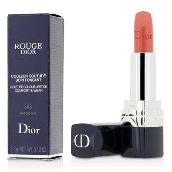 Rouge Dior Couture Colour Comfort & Wear Lipstick - # 343 Panarea (3.5g/0.12oz)