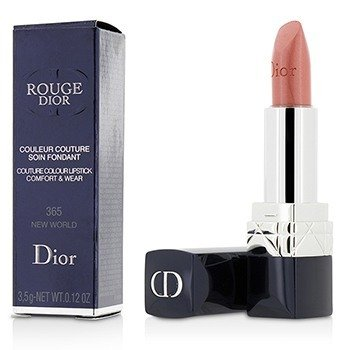 Rouge Dior Couture Colour Comfort & Wear Lipstick - # 365 New World (3.5g/0.12oz)