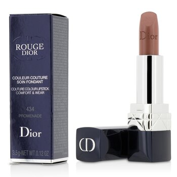 Rouge Dior Couture Colour Comfort & Wear Lipstick - # 434 Promenade (3.5g/0.12oz)