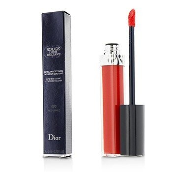 Rouge Dior Brillant Lipgloss - # 080 Red Smile (6ml/0.2oz)