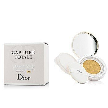 Capture Totale Dreamskin Perfect Skin Cushion SPF 50  With Extra Refill - # 010 (2x15g/0.5oz)