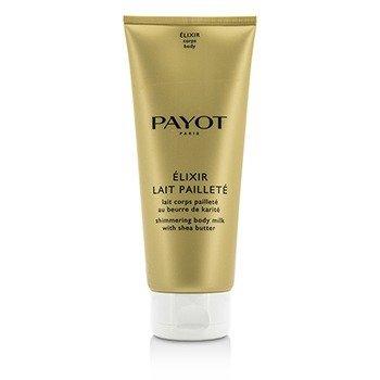 Payot Elixir Lait Paillete Мерцающее Молочко для Тела с Маслом Ши 200ml/6.7oz
