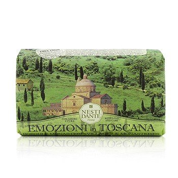 Emozioni In Toscana Natural Soap - Villages & Monasteries (250g/8.8oz)