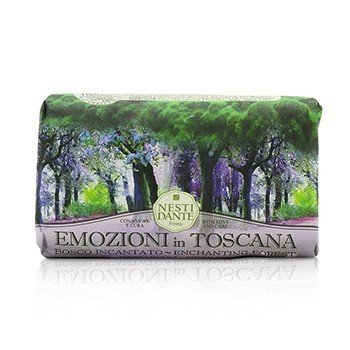 Emozioni In Toscana Natural Soap - Enchanting Forest (250g/8.8oz)