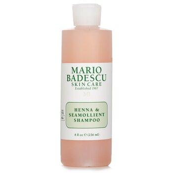 Henna & Seamollient Shampoo (For All Hair Types) (236ml/8oz)