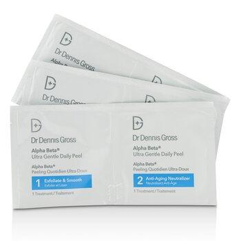 Alpha Beta Ultra Gentle Daily Peel (30 Treatments)