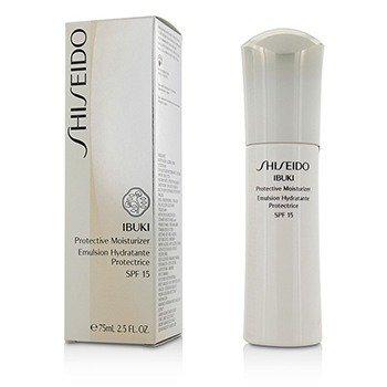 Shiseido IBUKI Защитное Увлажняющее Средство SPF15 75ml/2.5oz