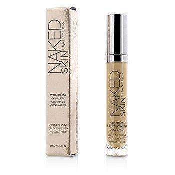 Naked Skin Weightless Complete Coverage Concealer - Med-Dark Warm (5ml/0.16oz)