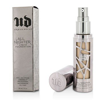 All Nighter Liquid Foundation - # 3.5 (30ml/1oz)