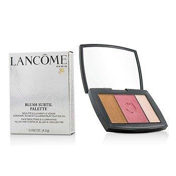 Blush Subtil Palette (3x Colours Powder Blusher) - # 341 Petal Pushing (US Verison) (4.5g/0.158oz)