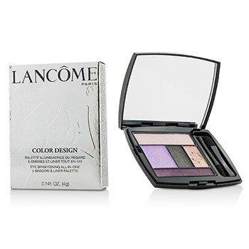 Lancome Color Design 5 Набор Теней для Век и Подводки - # 306 Lavender Grace 4g/0.141oz