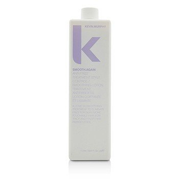 Smooth.Again Anti-Frizz Treatment (Style Control / Smoothing Lotion) (1000ml/33.6oz)