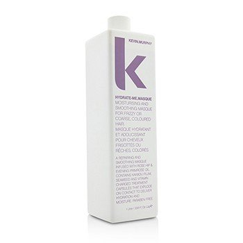 Hydrate-Me.Masque (Moisturizing and Smoothing Masque - For Frizzy or Coarse, Coloured Hair) (1000ml/33.6oz)