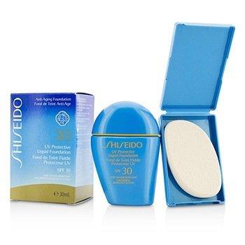 Shiseido УФ Защитная Жидкая Основа - # SP60 Средний Беж 30ml/1oz