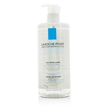 Physiological Eau Micellaire Solution (Micellar Water) - Sensitive Skin (750ml/25oz)