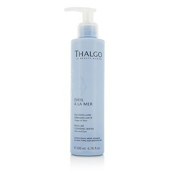 Eveil A La Mer Micellar Cleansing Water (Face & Eyes) - For All Skin Types, Even Sensitive Skin (200ml/6.76oz)