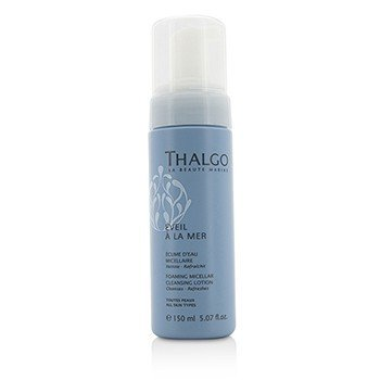 Eveil A La Mer Foaming Micellar Cleansing Lotion - For All Skin Types (150ml/5.07oz)