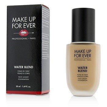 Make Up For Ever 雙用水粉霜 - # R330 (Warm Ivory) 50ml/1.69oz - 粉底及蜜粉