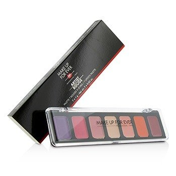 Artist Rouge 7 Lipstick Palette - # 2 (7x1g/0.03oz)