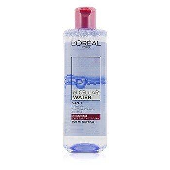 3-In-1 Micellar Water (Moisturizing) - Even For Sensitive Skin (400ml/13.3oz)