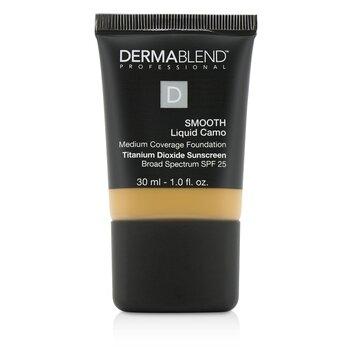 Dermablend Smooth Liquid Camo Основа SPF 25 (Среднее Покрытие) - Honey (45W) 30ml/1oz