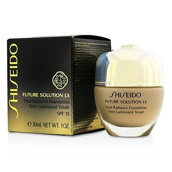 Shiseido Future Solution LX Total Radiance Основа SPF15 - #B20 Натуральный Светлый Беж 30ml/1oz