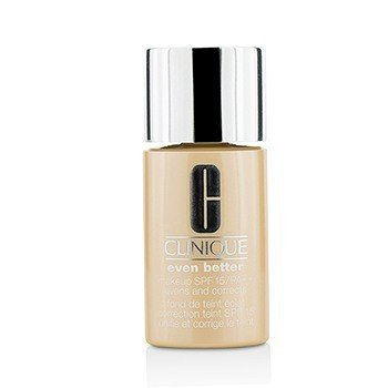 Clinique Even Better Makeup SPF15 (Dry Combination to Combination Oily) - No. 62 Rose Beige (Unboxed) 30ml/1oz